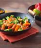 Poêlée marine au surimi et légumes au curry
