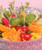 Buddha bowl au surimi